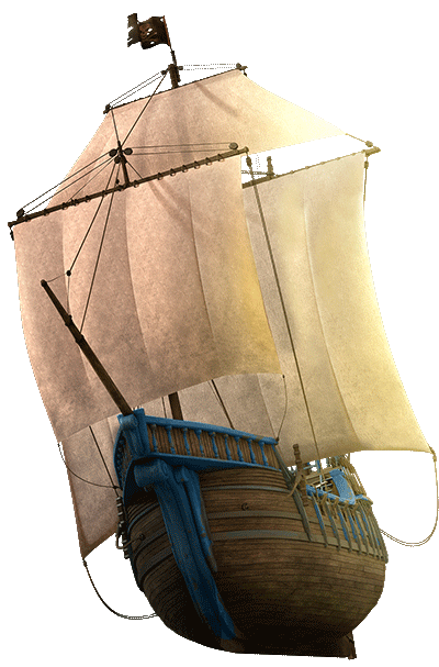 Captain Calles' Pirate Ship