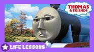 Thomas & Friends Gordon Gets The Giggles Life Lessons Kids Cartoon