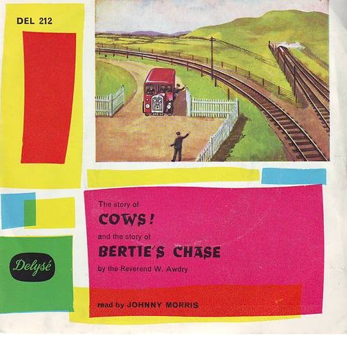 Cows and Bertie's Chase
