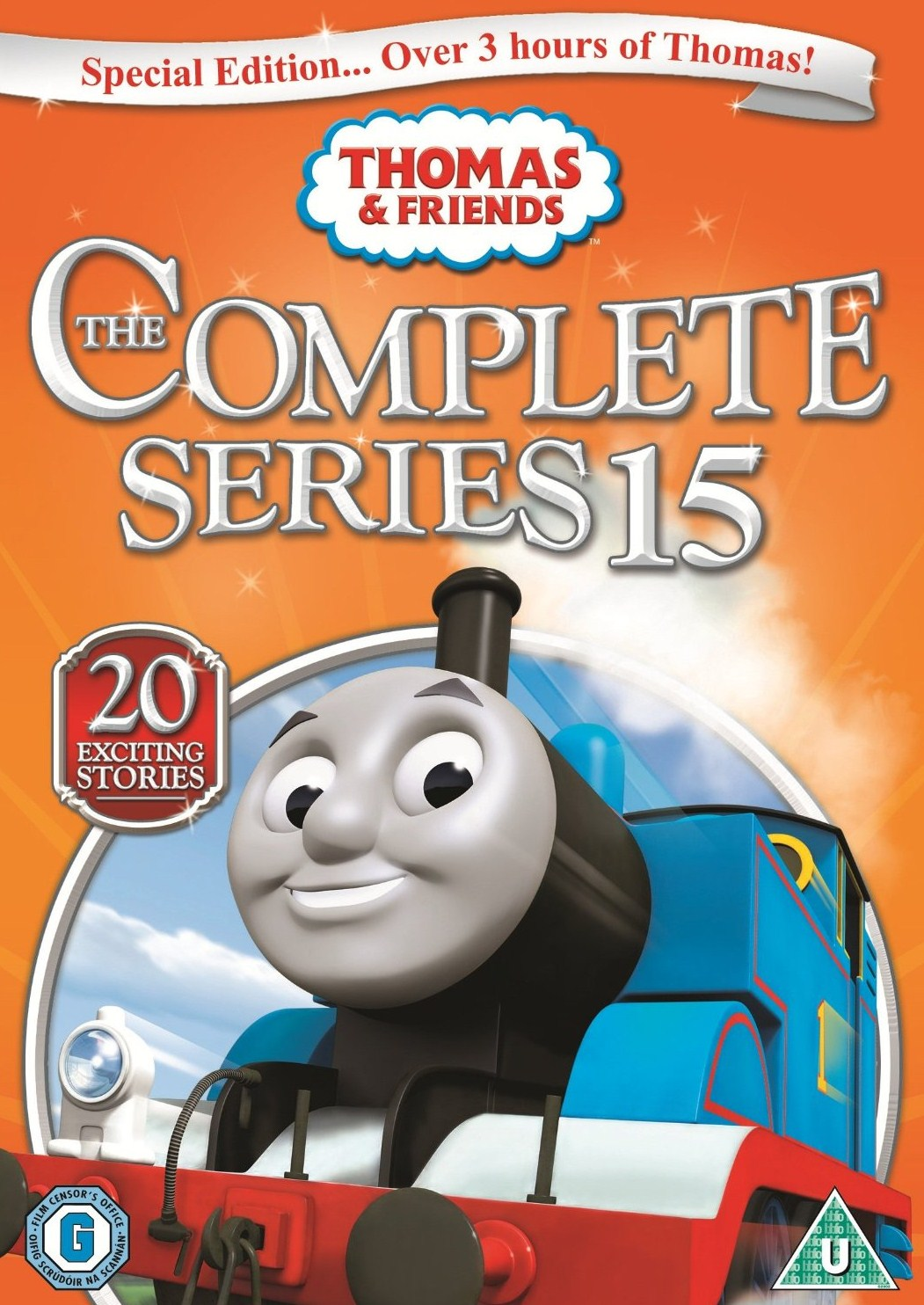 The Complete Series 15