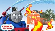 Thomas the Rescue Engine Thomas' Magical Birthday Wishes Thomas & Friends UK Kids Cartoon