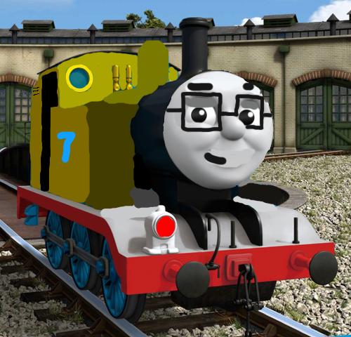 Brett The Tank Engine