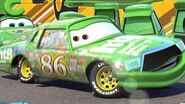 Cars, but its just Chick Hicks