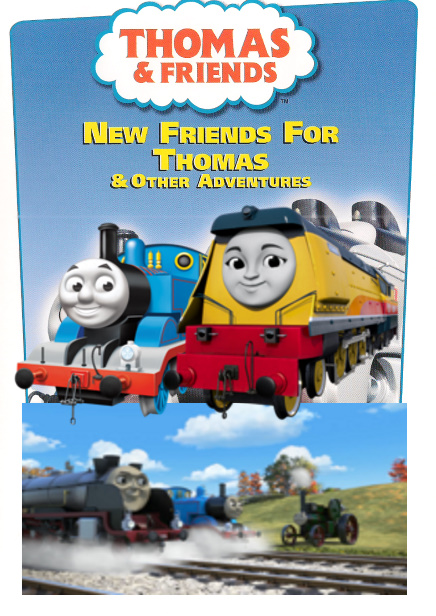 New Friends for Thomas (CGI Version)