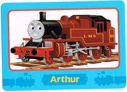 ArthurTradingCard