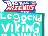 Thomas & Friends Is The Legend In Viking Railway
