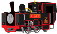 Alaric (Thomas and Friends)