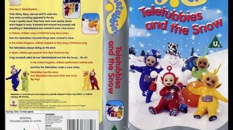 Teletubbies and the Snow