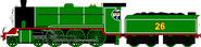 Richard The New Express Engine