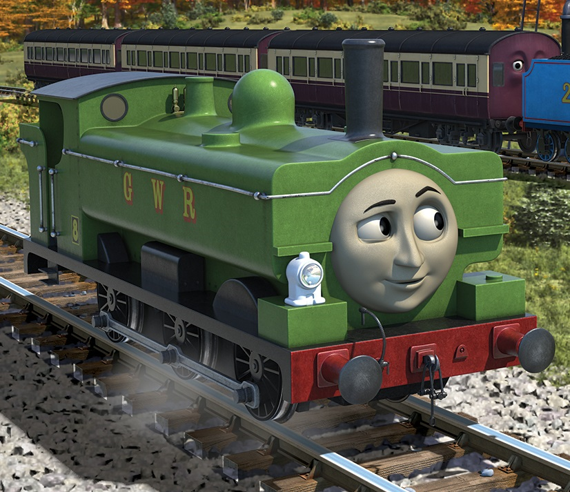 Enterprising Engines to the Rescue