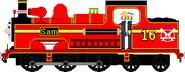 Fire Engine Sam