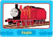 Eagle(Red Livery)TradingCard