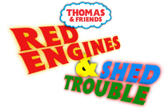 Red Engines and Shed Trouble