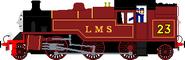 Arthur the Big Red Tank Engine