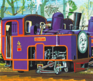 Culdee (Thomas and Friends)