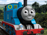 Thomas in the Bamboo
