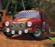 Racing Car 4