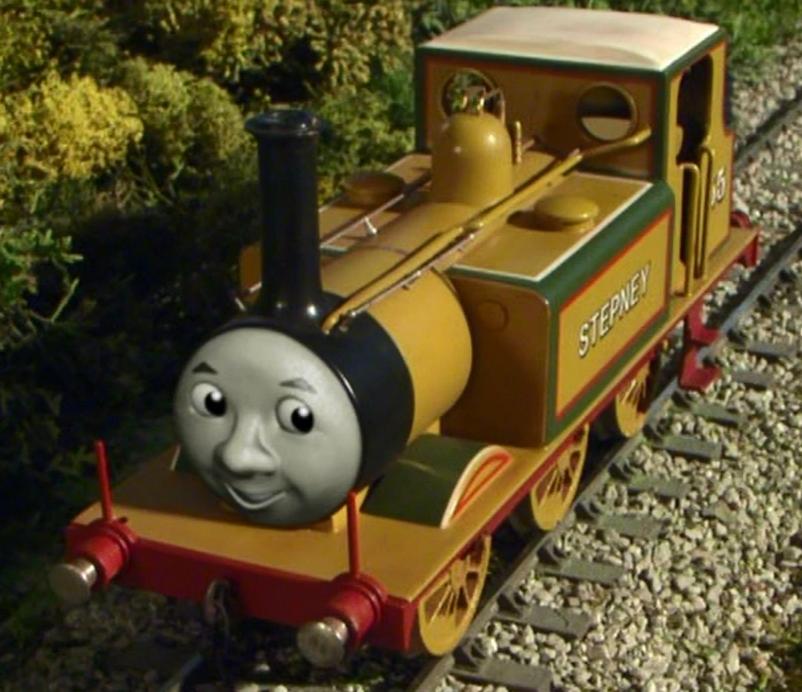 Thomas, Stepney & the Snowplough