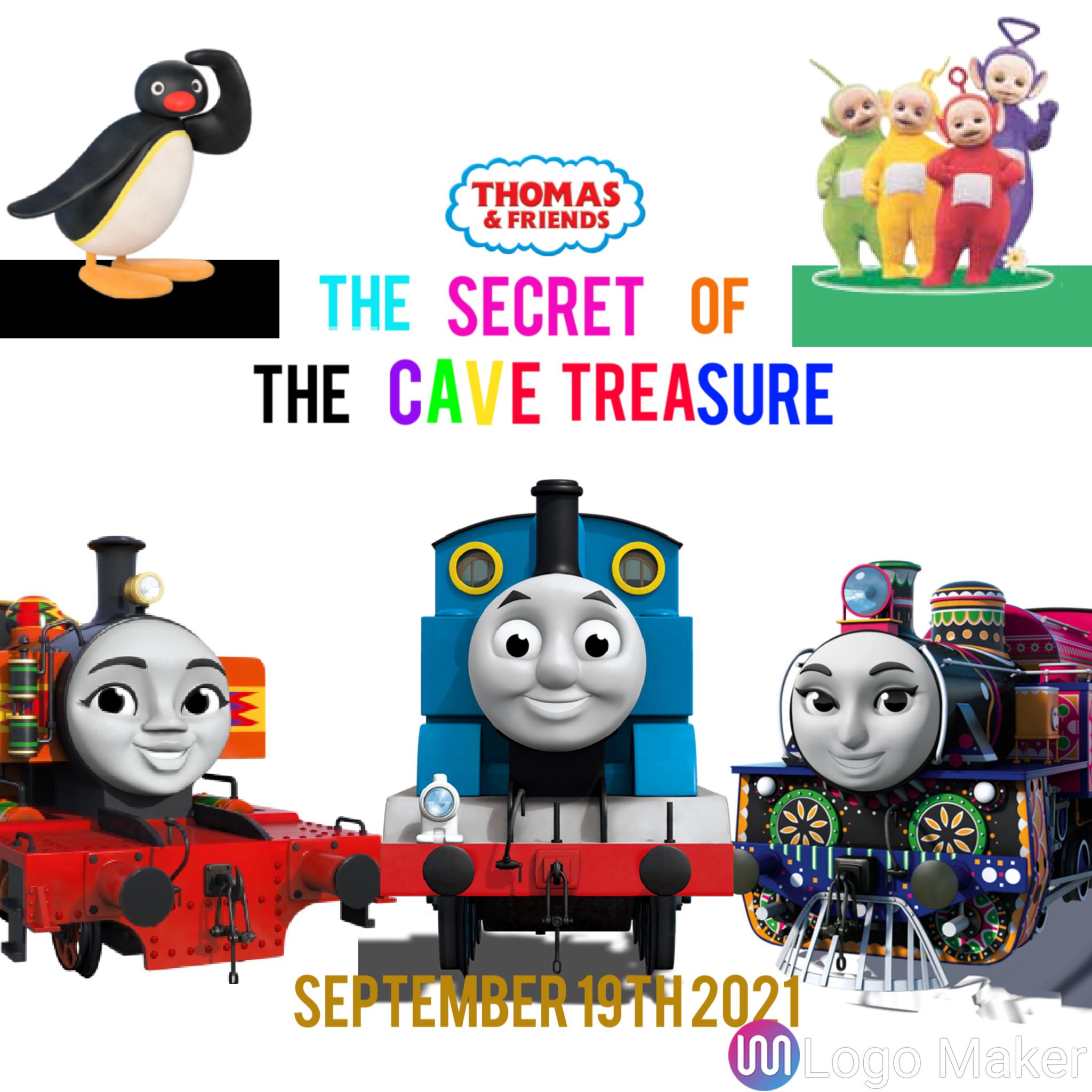 The Secret of the Cave Treasure