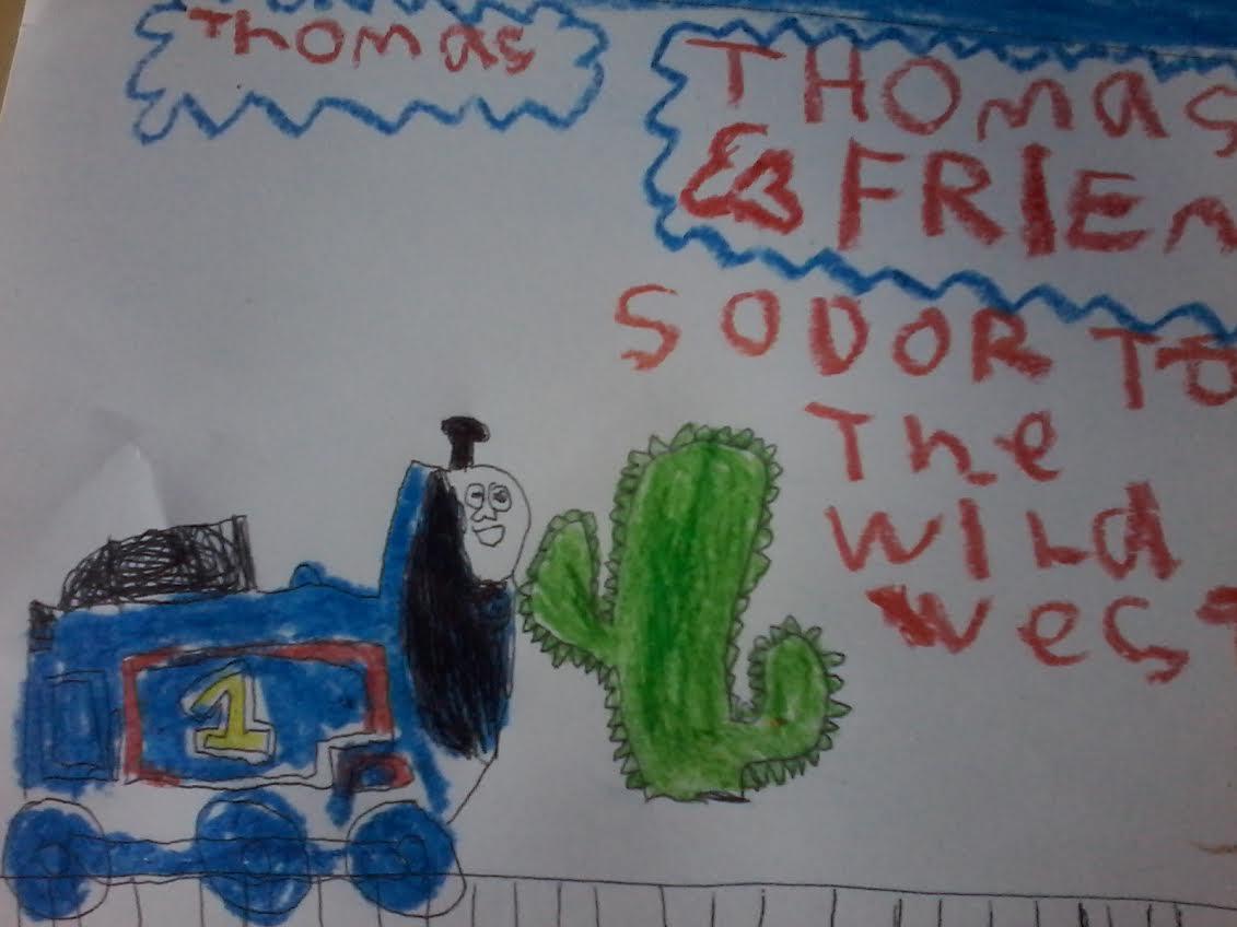 Sodor To Wild West Railway