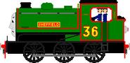 Sheffield the Saddle Tank Engine2