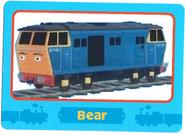 Bear(Blue Livery)TradingCard
