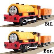 TrackmasterBill&Ben