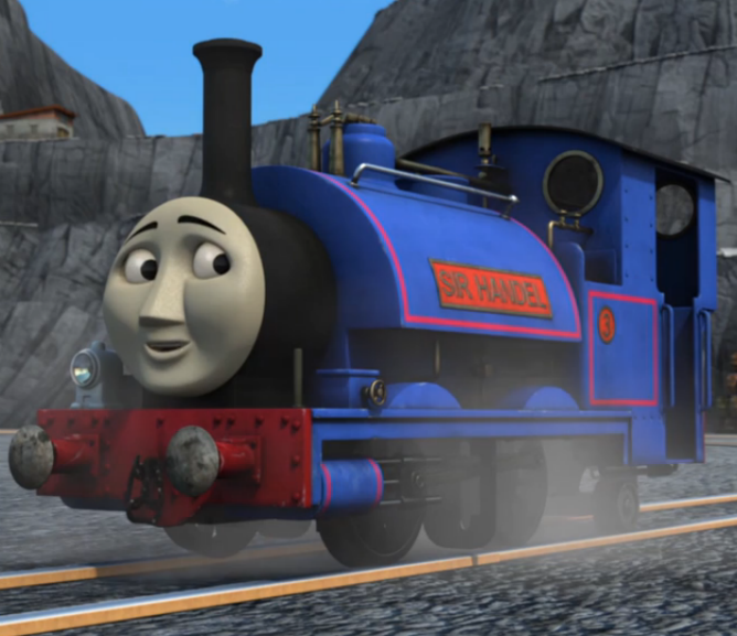 Skarloey's New Buffers