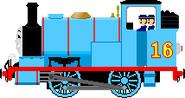 Liz the Small Blue Engine
