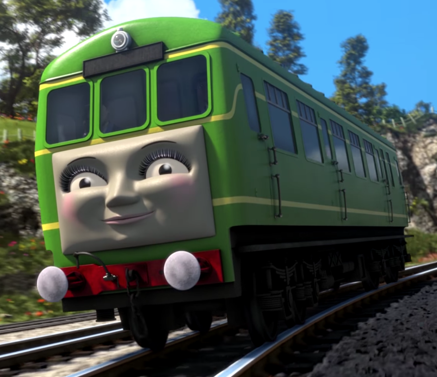 Daisy (episode; Made Up Story Series Style)