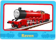 RavenTradingCard