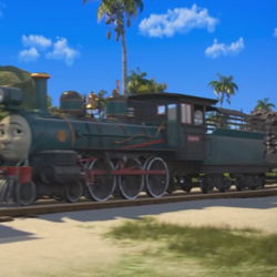Thomas and the Forest Engines