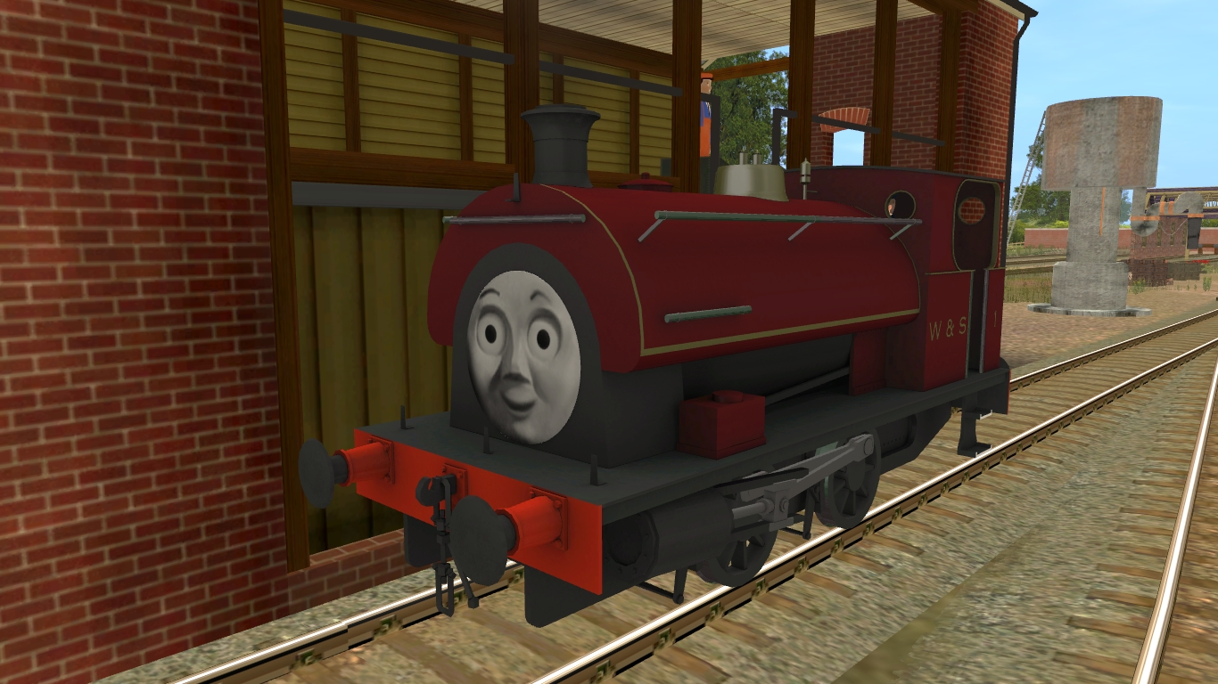 Colin (steam engine)