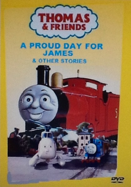 A Proud Day for James and Other Stories
