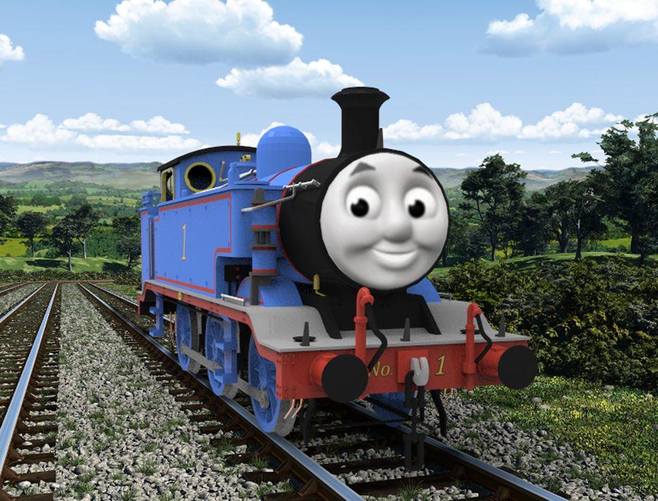 The Thomas the Tank Engine Movie