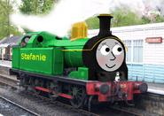 Stef the Wonderful Engine Grateful