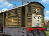 Toby Takes the Road