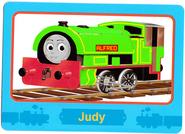 JudyTradingCard