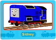 SidneyTradingCard