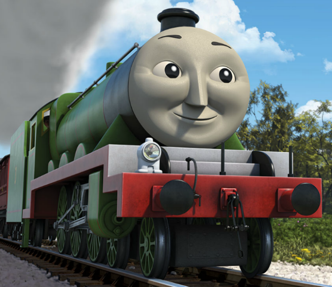 What's the Matter with Henry? (Made Up Story Series Style)