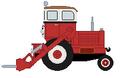 137.Diego Viking Scrap Forklift