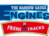 The Narrow Gauge Engines!: Friends on the Tracks