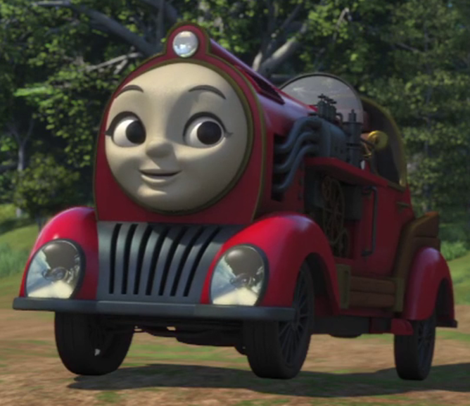 Cleo the Road Engine