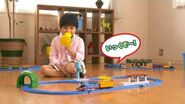 Plarail Move with Your Voice! My Friend Thomas Set demonstration