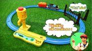 Plarail Choo-choo Steam! Thomas Set description video