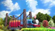 Plarail Choo-choo Steam! Thomas Set commercial