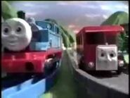 Plarail Thomas the Tank Engine and Bertie Set commercial