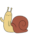 Waving Snail