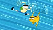 Finn e Jake ninjas
