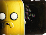 A Fina Linha Amarela